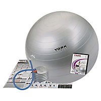 York 65cm Antiburst Gym Ball