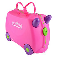 Trixie Trunki Children's Suitcase Pink