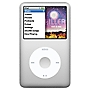iPod Classic 6th Generation 160GB Silver