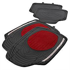 Sport Mat Set Black/Red