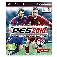 PES 2010 PS3