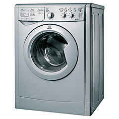 Indesit IWC6165S Washing Machine Silver