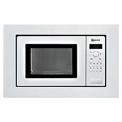 Neff H53W60W0GB Built-in Microwave White