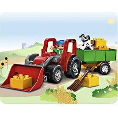 DUPLO Legoville Big Tractor