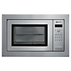 Neff H56G20N0GB Combination Microwave Oven and Grill Stainless Steel