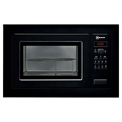 Neff H56G20S0GB Combination Microwave Oven and Grill Black