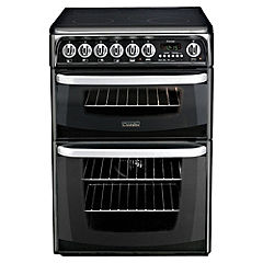 Cannon Kendal C60EKK Electric Cooker Black