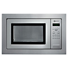 Neff H56W20N0GB Microwave Oven Stainless Steel