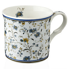 V&A Bromley Toile Fine Bone China Mug