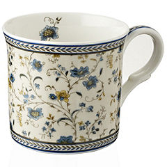 V&A Mayoux Toile Fine Bone China Mug