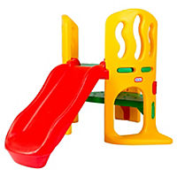 Little Tikes Hide & Slide Climber Sunshine