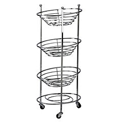 Axis 3-tier Vegetable Trolley