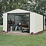 Rowlinson Murrayhill Metal Garage 12x17ft