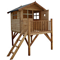 Statutory Waltons Tall Tower Childrens Playhouse product image