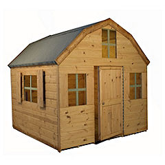 Statutory Waltons Childrens Playhouse 6x6ft product image