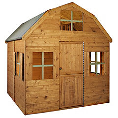 Statutory Waltons Childrens Playhouse 7x7ft product image