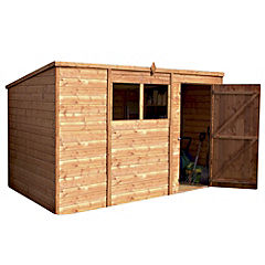 Mercia Shiplap Pent Shed 10x6ft