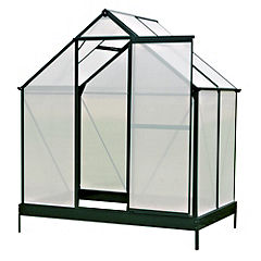 Mercia Polycarbonate Greenhouse 6x4ft