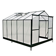 Mercia Polycarbonate Greenhouse 10x8ft