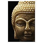 Buddha Head Wall Art 60x80cm