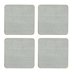 Tu Silver Placemats 4-pack