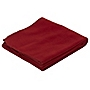 Tu Red Fleece Throw