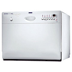 Zanussi ZSF2450 Tabletop Dishwasher White