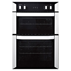 Belling BI90MFWH Built-in Electric Multi-function Double Oven White