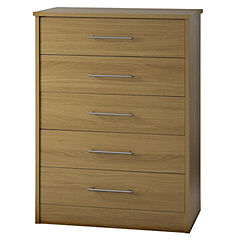 Delta 5-drawer Chest of Drawers