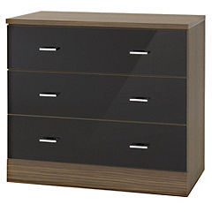 Arizona 3-drawer Large Chest
