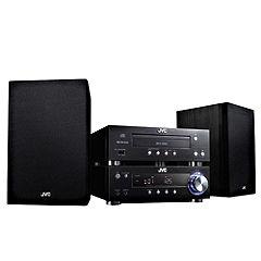 JVC UX-TB30 Two-box CD Micro System