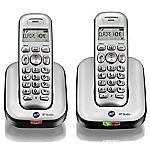 BT Studio 4500 Twin Phone Silver