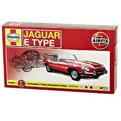 Jaguar E Type Kit