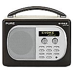 PURE EVOKE Mio Chocolate Digital/FM Radio