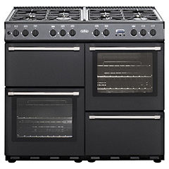 Belling Country Classic Anthracite Gas Cooker