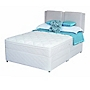 Silentnight Toronto Mock Pillow Top Miracoil 3 Four-drawer Storage Divan