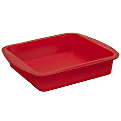 Tu Silicone Square Tin