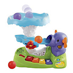 Statutory VTech Pop and Play Elephant