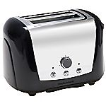 Morphy Richards 44261 Accents Black 2-slice Toaster