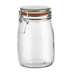 Tala 0.95L Clip Glass