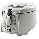 DeLonghi F28311 Roto-Fry Deep Fryer with Rotating Basket