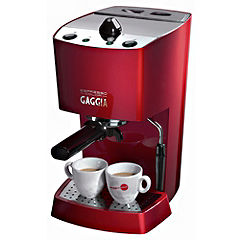 Philips RI8154/80 Gaggia Espresso Coffee Maker Red