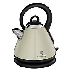 Russell Hobbs 18256 Heritage Cottage Cream Kettle