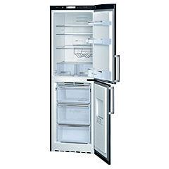 Bosch KGH34X50GB Exxcel Frost Free Fridge Freezer Black
