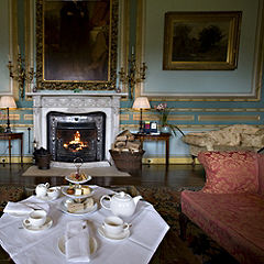 Champagne Afternoon Tea for Two at Swinton Park