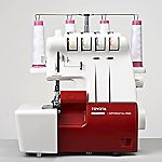 Toyota SLR4D Overlocker Sewing Machine