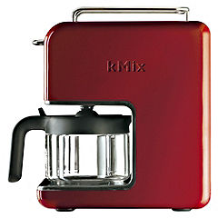 Kenwood CM021 Kmix Coffee Machine Red