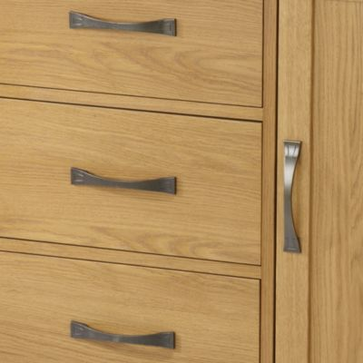 Kensington Oak Veneer Large Sideboard - image 3
