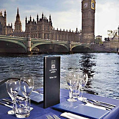 Lunch Cruise & London Eye Trip for Two