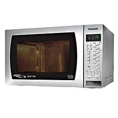 Panasonic Stainless Steel Microwaves Ovens
